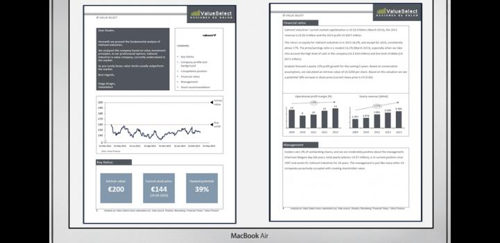Buenas nuevas: ValueSelect será lanzado en 25 de julio