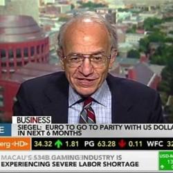 Profesor Siegel: es un buen momento para comprar acciones
